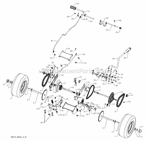weed eater one parts manual