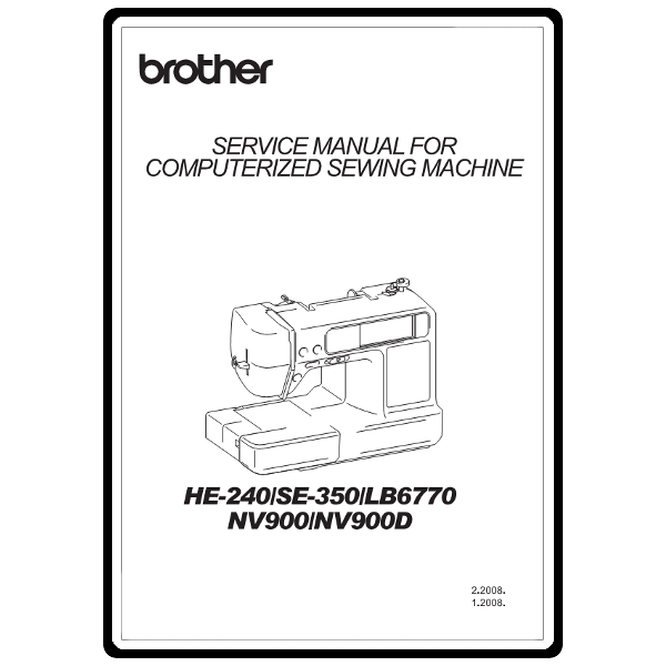 brother mfc 7360n parts manual