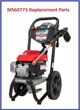 black max honda pressure washer manual