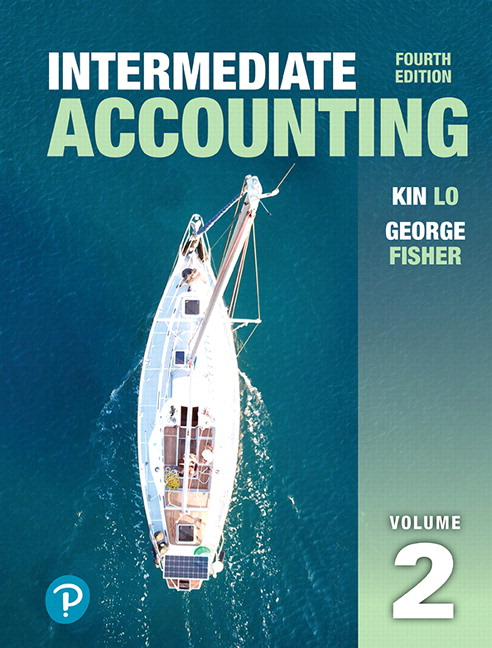 intermediate accounting 11th canadian edition volume 1 solution manual