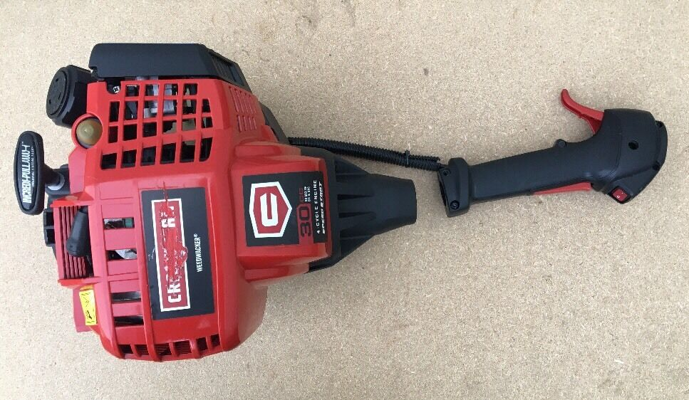 craftsman 4 cycle trimmer parts manual